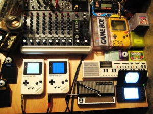 Chiptune setup